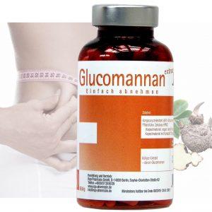 Glucomannan extract            —           So geht schlank